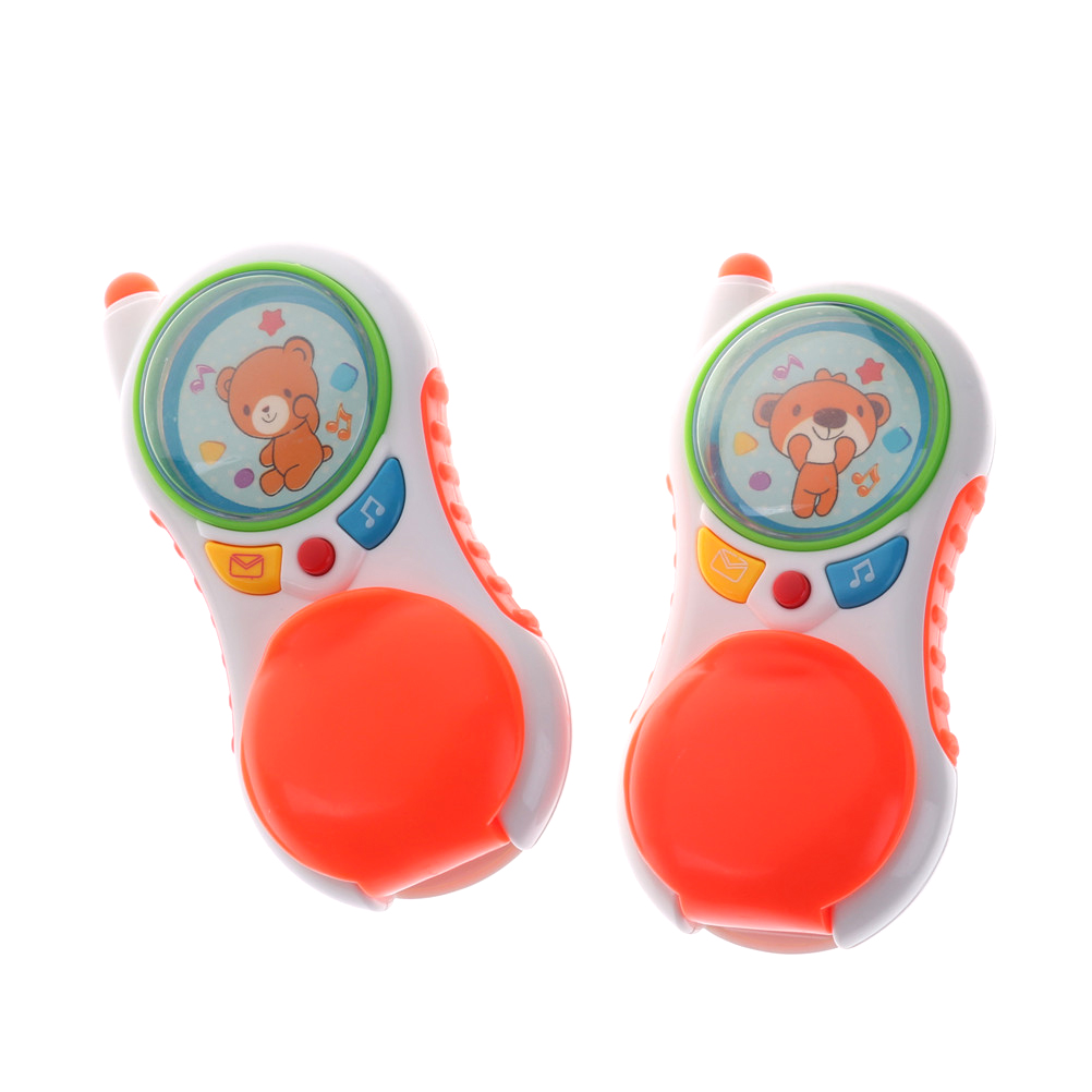 Funny Baby Toys With Sound And Light Child Music Phone Learning Study Baby Cell Phone Toys Educational Toy