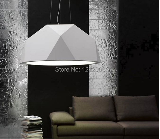 Lustres LED Chandeliers 90-265v Pendant Lustre Light 18w 400mm Modern Fashion Lustres Chandeliers LED Lustres LED Chandeliers