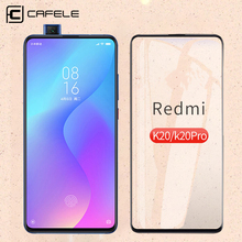 Cafele Screen Protector for redmi k20 pro xiaomi 9t mi9t HD Clear Protective Glass Tempered MI9t Pro