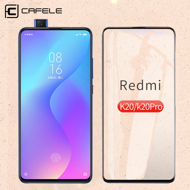 Cafele Tempered Glass for redmi k20 pro xiaomi 9t pro HD Clear Protective Glass Screen Protector Glass for redmi k20 MI9t Pro