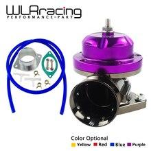 WLR RACING-Универсальный тип-rs турбо предохранительный клапан регулируемый 25psi BOV выдув/выдув адаптер WLR5763