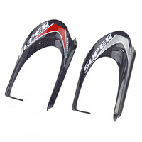 2pcs Lot New Arrival Road Bicycle Full Carbon Drink Water Bottle Cages Mountain Bike Carbon Bottle