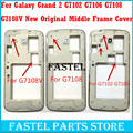 For Samsung Galaxy Grand 2 G7102 G7106 G7108 G7108V New Original Housing Back Housing Middle Bezel Frame +Camera Lens Glass