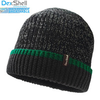 Men/women outdoor breathable coolmax wool hiking running waterproof/windproof cuffed beanie knitted thermal snow sport cap/hats