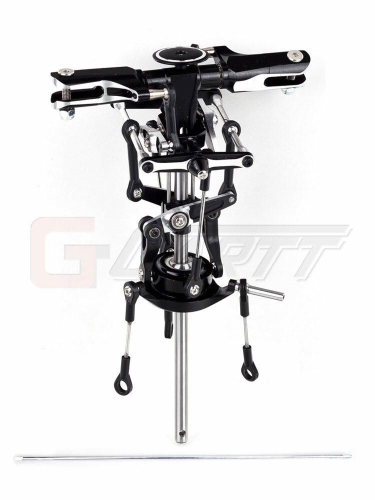 GARTT GT450 PRO Metal Main Rotor Head Assembly fit Trex 450 gartt 500 pro metal main rotor head assembly fits align trex 500 helicopter hobby