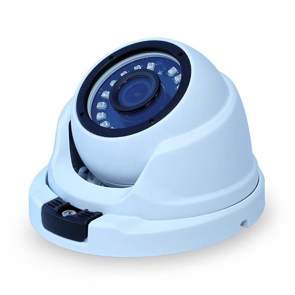 1080 p Hybride Sony IMX323 CMOS Caméra Vidéo Pour La Surveillance de Sécurité Étanche En Aluminium Boîtier En Alliage Infrarouge Extérieure Dôme