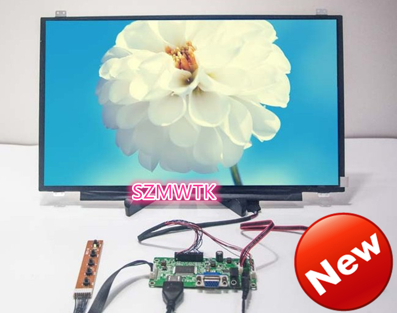 13.3 inch 1920*1080 8 Bit Display Screen IPS 1080P HDMI LCD Module Car Raspberry Pi 3 Game PS4 Monitor DIY 3 2inch lcd adapter 8 bit to 16 bit data convertor for 3 2 320x240 touch lcd 74hc573d onboard
