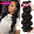 H J Hair Virgin Hair Brazillian Virgin Hair Body Wave 4 Bundles Brazilian Body Wave 4 Bundles Human Sew In Hair Extensions