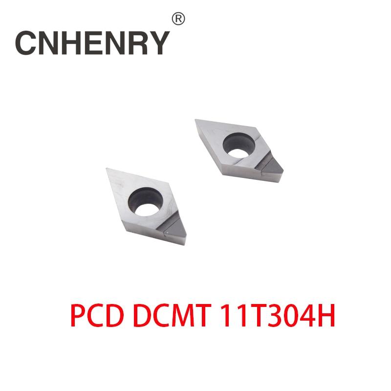 Inserções de Diamante para Ferramentas de Torno para Sdjcr Frete Grátis Transformando Inserções Dcmt 11t304 Cnc – Sdacr Sdncn 2 Pçs Pcd