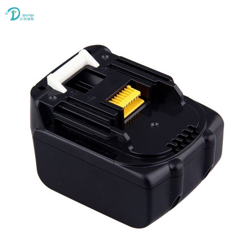 14.4V 2.0Ah Li-Ion Replacement Power Tool Battery for Makita BL1430 BL1415 194066-1 194065-3 mallper bst 38 replacement 3 7v 720mah li ion battery for sony ericsson c905 k770i k850i k858