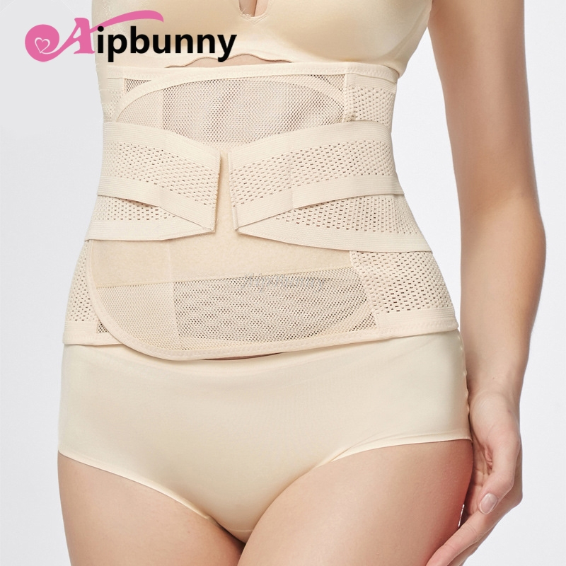 Aipbunny Lingerie Seemless Shapewear Faja Cincher Waist Trainer Reductora Bodyshaper Shaper Tummy Sexy Breathable Slimming