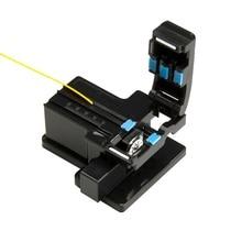 จัดส่งฟรีพลาสติกMiniไฟเบอร์ออปติกCleaver FTTH Fiber Cutter