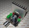 Tda7377 усилитель доска 2.0 двойной трек никакой шум модуль усилителя полочные колонки dc 12 В питания
