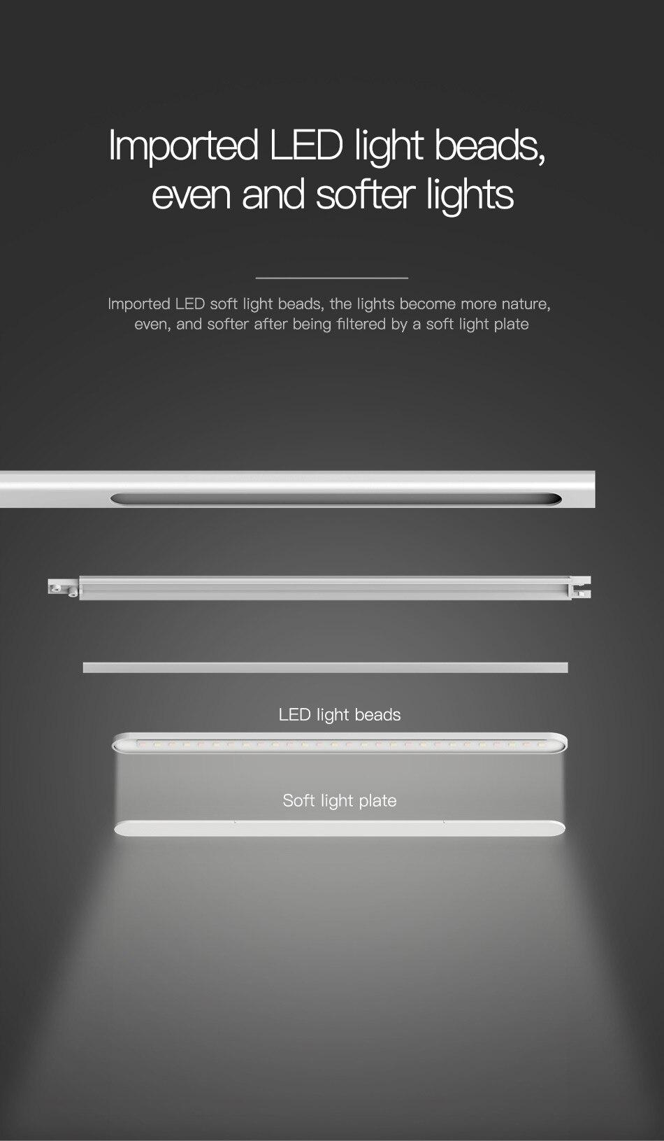 Baseus 2in1 Desk Lamp Wireless Charger Table Led Light