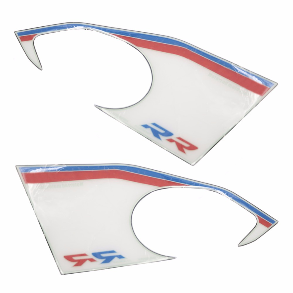 Front Fairing For Bmw S1000rr 15 17 Logo Stickers Decal Cover Number