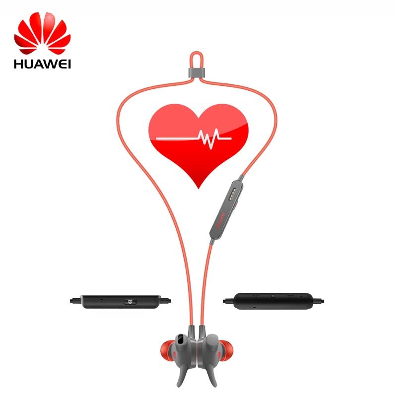 Huawei гарнитуры Bluetooth Спорт в ухо Беспроводной Беспроводные наушники с наушниками для мобильного телефона компьютерных игр Бизнес R1 PRO