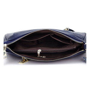 Image 4 - fashion women shouler bag genuine leather handbag female casual small crossbody bags cowhide leather bags