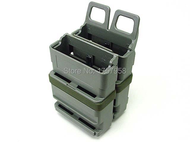 Tactical Fast Mag Gen3 5.56mm Fast Magazine Cliphouder Tasje Snel M4 - Jacht