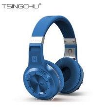 10Pcs DHL Free Factory Sales Original Bluedio HT Wireless Bluetooth 4.1 Bass Stereo Headphones HandsFree Earphone Built-in Mic