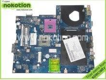 NOKOTION LA-4851P MBN5402001 mère D'ordinateur Portable Pour Acer Emachines E525 gl40 ddr2 KAWF0 L01 MB. N5402.001 Carte Mère