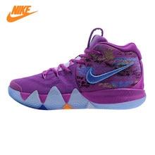 new product 3595b b5e0a Nike Kyrie 4 Irving Coriandoli 4a Generazione Scarpe Da Basket degli uomini,  Viola, Assorbimento