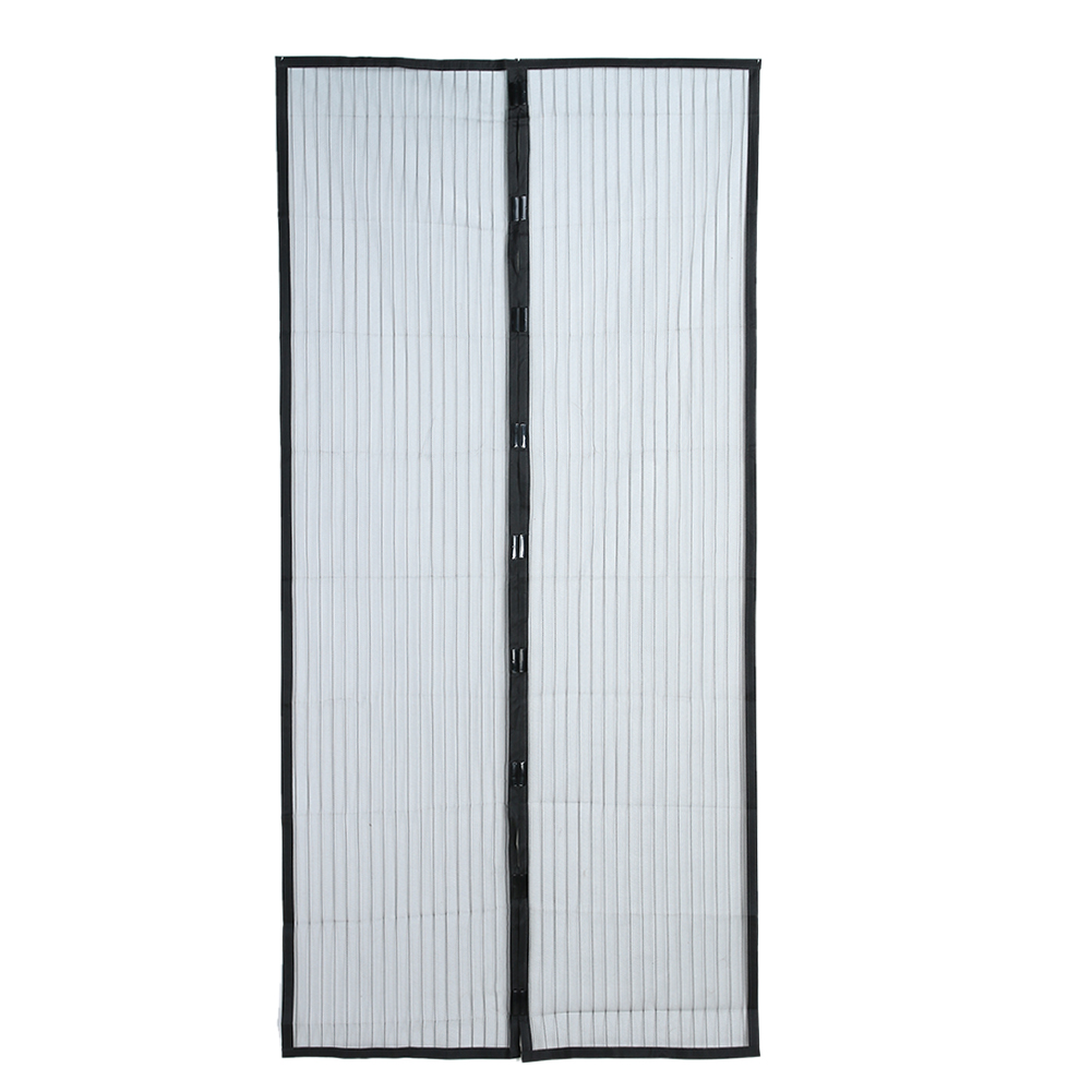 210 X 100cm Hands-free Magnetic Summer Anti-Mosquito Curtains Encryption Mosquito Net On the Door Magnets Screen Door Curtain