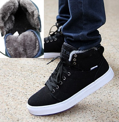 Online Shop 2015 New Arrival Men shoes Snow Boots Fashion Warm ...