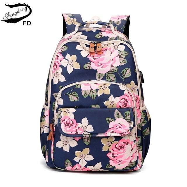 FENGDONG kvaliteetne  kooli- ja seljakott