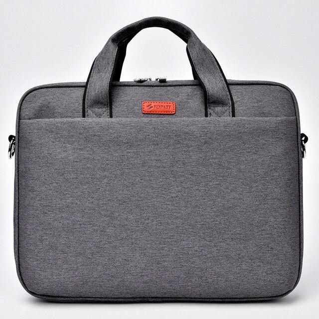 3 Pollice Casual 13 14 Di Marca Moda Spalla 6 15 Per Notebook 15 Impermeabile Borsa Business Airbag WC4vF1Rn