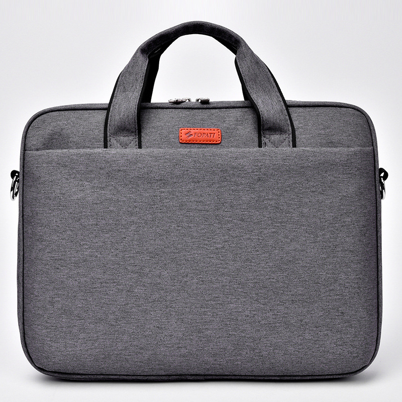 Airbag Waterproof Shoulder Notebook Bag 15 6 15 14 13 3 Inch Brand Casual Fashion Business