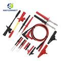 DMM09 9 Paren/set Elektronische Specialiteiten Test Lead Kit Automotive Test Probe Kit Universal Multimeter Probe Leads Kit
