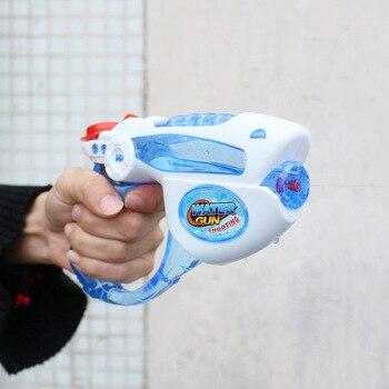 Water Guns Kids Summer Beach Toys Outdoor Sports Game Bathroom Toys Children Water Cannon Gun Shooting Pistol Toy 4