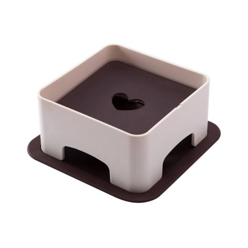 Home & Garden Apprehensive New Pet Dogs &cats Table Dish Rack Height Adjustment According Dog Bowl Dog Height To Develop Good Eating Habits Demand Exceeding Supply