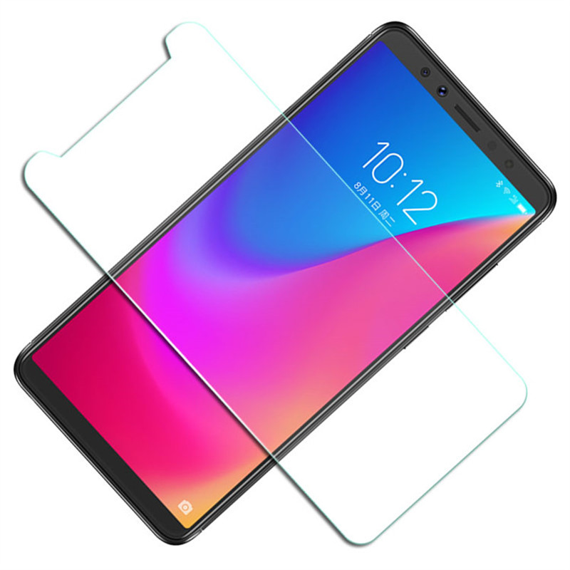 Image 2 - Tempered Glass For lenovo K5 K 5 K5play Screen Protector on smartphone K5 Play 9H Toughened Protective on Film-in Phone Screen Protectors from Cellphones & Telecommunications