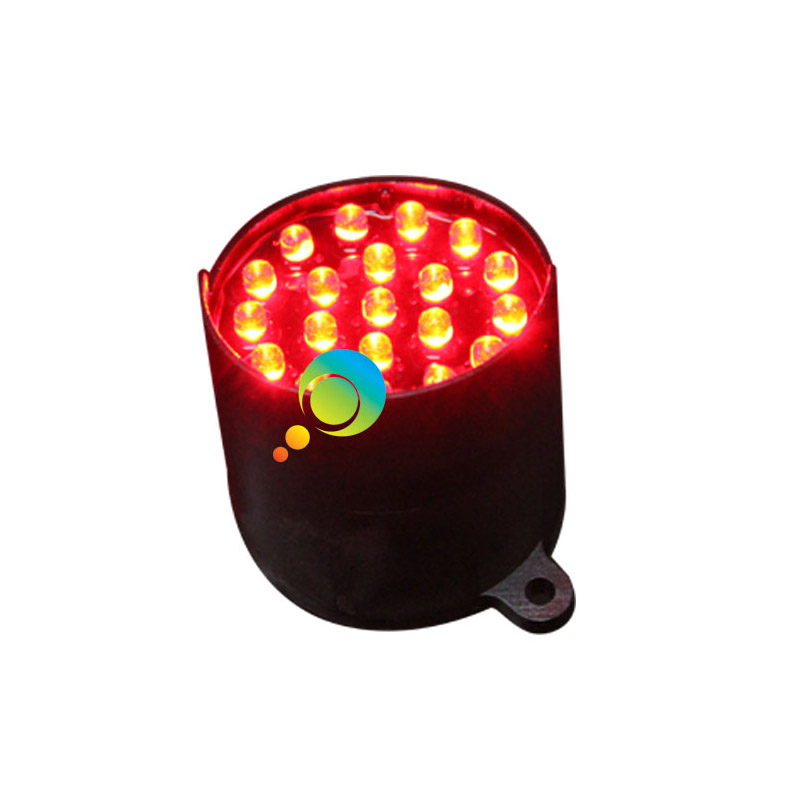 Reasonable 26mm New Arrival Bi-color Red Green Led Pixel Cluster For Arrow Boards Traffic Light Parts For Fast Shipping Roadway Safety