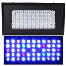Full spectrum 120w dimmable led aquarium light Fish tank led lamp for coral reef