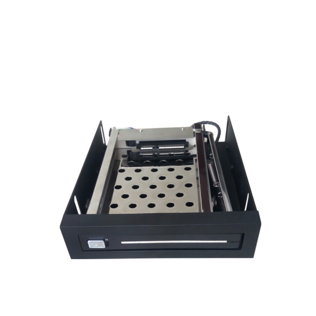 Single Bay 2.5in Plastic Hard Drives for Mobile Rack HDD Enclosure