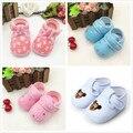 Primavera sapatos sapatos de bebê 0 - 1 anos de idade para homens e mulheres além de veludo bebê criança sapatos fundo macio 3 - 5 - 6 - 7 - 9 - 10 meses