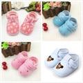 Zapatos de primavera zapatos de bebé 0-1 años de edad para hombre y mujeres , además de terciopelo bebé niño inferior suave 3-5-6-7-9-10 meses