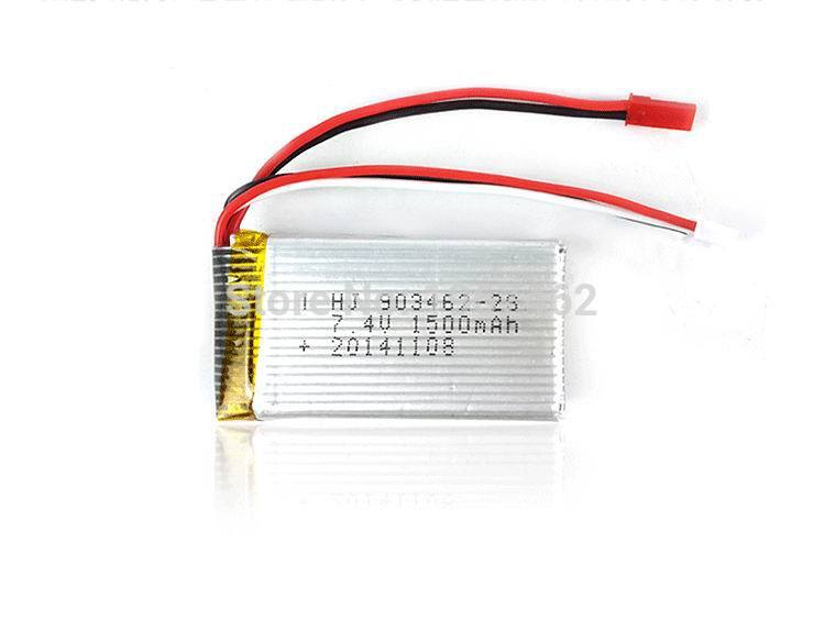 7 4V 1500mAh Li polymer battery for wltoys V913 font b RC b font font b