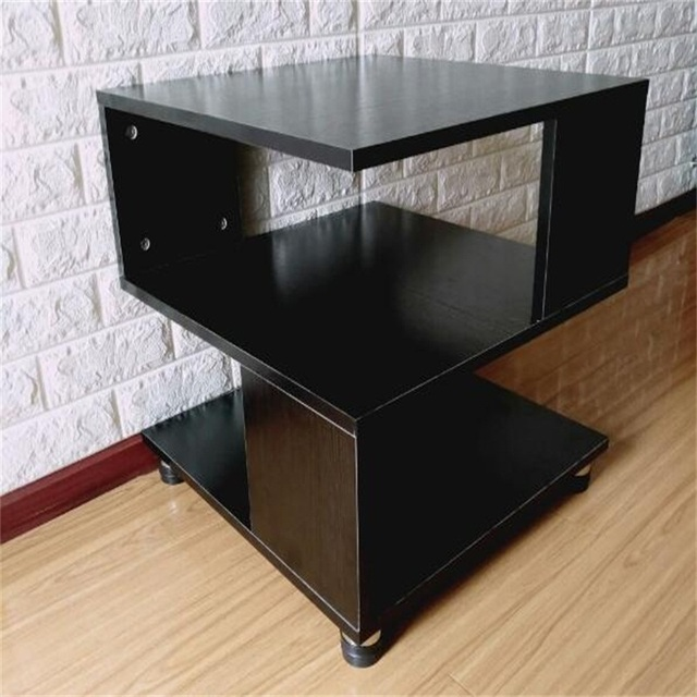 40*40*40CM Multipurpose Bedside Table Sofa Side Coffee Table Living Room Corner  Table