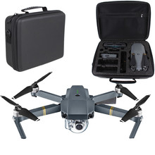 High Quality Hardshell Shoulder Waterproof box Suitcase bag for DJI Mavic Pro RC Quadcopter Toys Wholesale Free Shipping