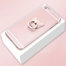 Cat Ear Finger Ring for iPhone iPad Xiaomi Smart Phone