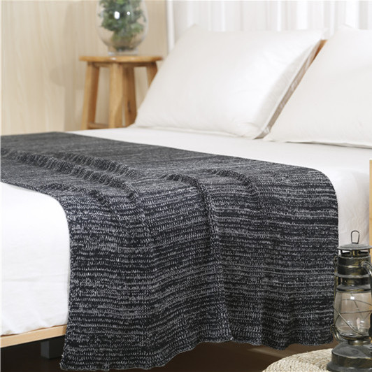 Cool Office Fish Bone Blanket Knitted Lounge Chair Throw Super Pdpeps Interior Chair Design Pdpepsorg