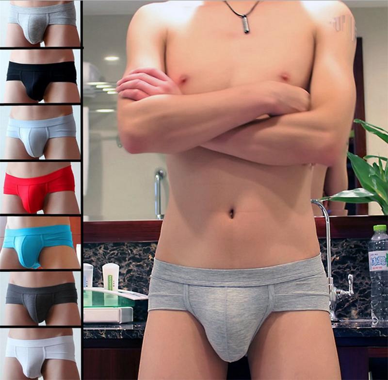 Men Briefs Underwear Men's Sexy Breathable Brief Underpants Comfortable Clothing Male Modal Cueca Hombre Men Panties