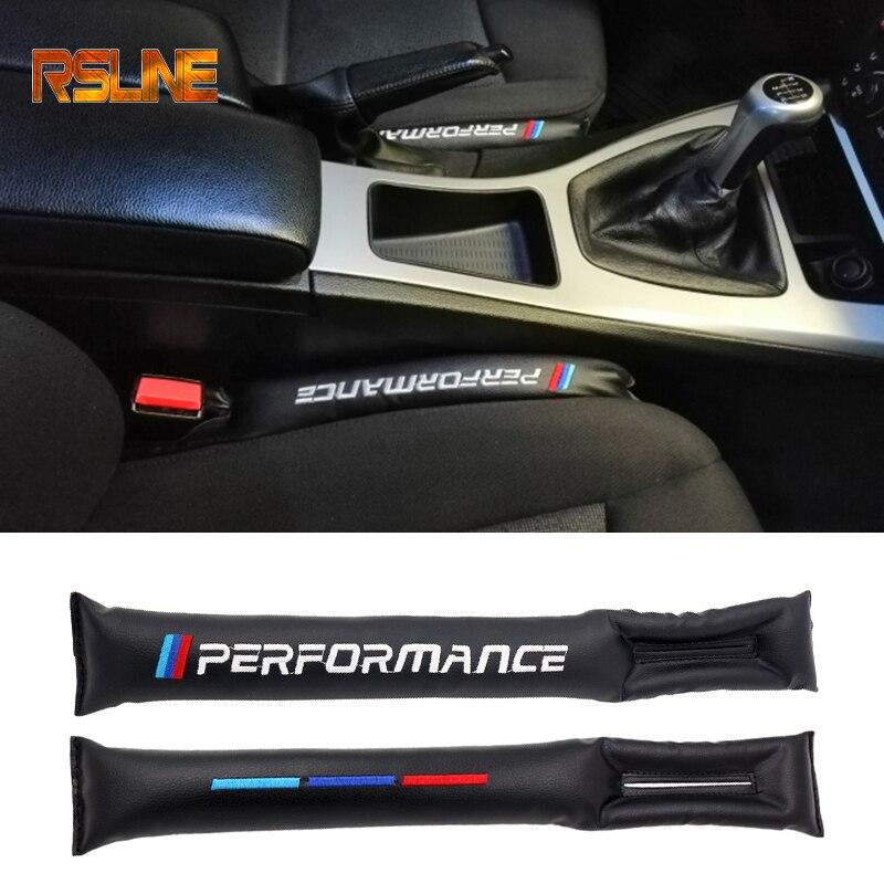 1PCS Seat Gap Filler Soft Pad Padding Spacer For BMW E46 E60 E90 E91 E92 E39 F30 F20 F10 M3 M5 M6 X1 X3 X5 X6 Car Accessories
