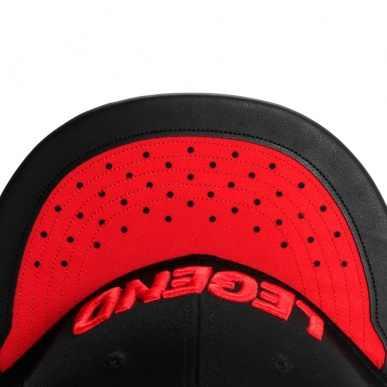PANGKB العلامة التجارية أسطورة كاب الربيع الخريف الأحمر snapback قبعة الهيب هوب أغطية الرأس للرجال النساء الكبار في الهواء الطلق عارضة الشمس قبعة بيسبول