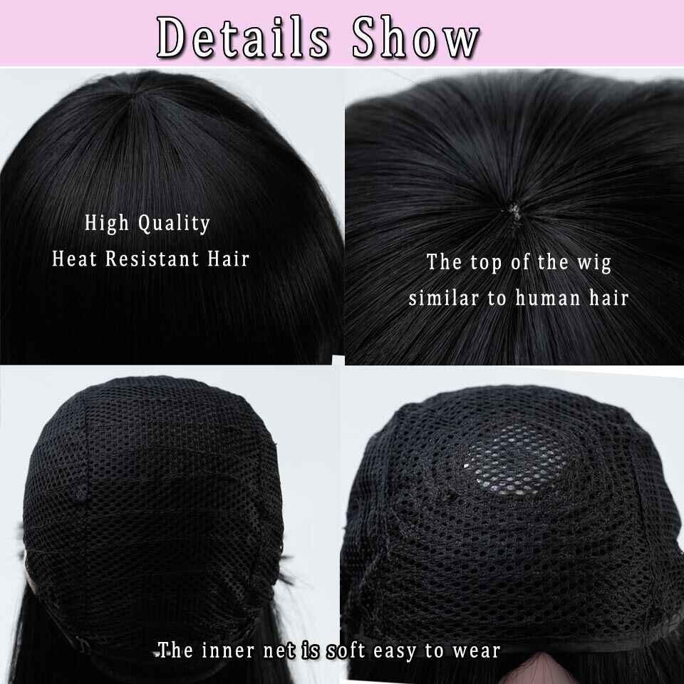 Парики из человеческих волос HOUYAN короткие парики из человеческих волос короткий парик для белых/черных женщин термостойкие волосы не Реми короткий парик-Боб
