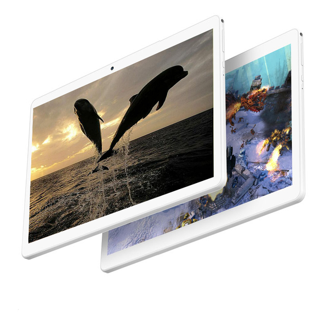 "4 г LTE Android 7.0 Tablet PC Tab Pad 10.1 дюймов IPS Octa core 4 ГБ оперативной памяти 32 ГБ ROM Dual SIM карты LTE FDD телефонный звонок 10.1 ""Phablet"