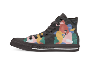 Pleine lune, zapatos informales de lona de alta calidad, zapatillas, zapatillas de andar ligeras